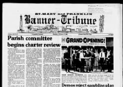 St. Mary and Franklin Banner-Tribune