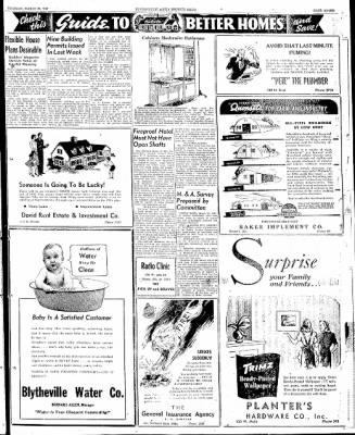 The Courier News from Blytheville, Arkansas on March 25, 1947 · Page 7