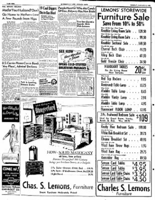 The Courier News from Blytheville, Arkansas on January 15, 1952 · Page 2