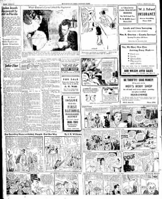 The Courier News from Blytheville, Arkansas on March 25, 1947 · Page 12
