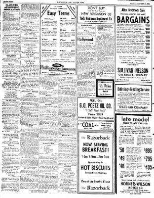 The Courier News from Blytheville, Arkansas on January 15, 1952 · Page 8