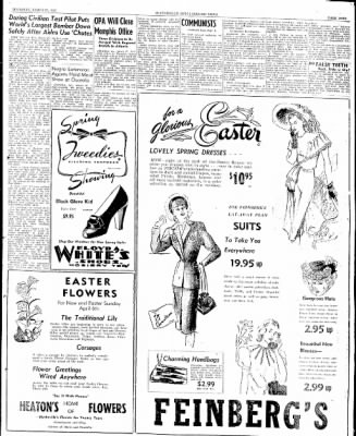 The Courier News from Blytheville, Arkansas on March 27, 1947 · Page 5