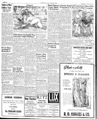 The Courier News from Blytheville, Arkansas on March 27, 1947 · Page 6