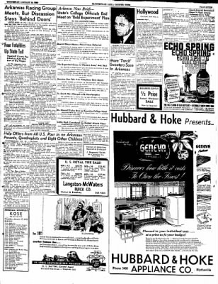 The Courier News from Blytheville, Arkansas on January 16, 1952 · Page 7
