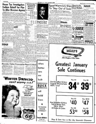 The Courier News from Blytheville, Arkansas on January 16, 1952 · Page 10