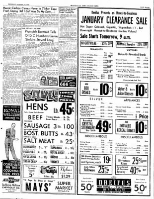 The Courier News from Blytheville, Arkansas on January 17, 1952 · Page 3