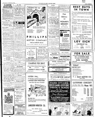 The Courier News from Blytheville, Arkansas on March 27, 1947 · Page 15