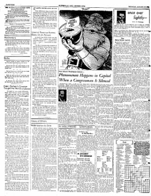 The Courier News from Blytheville, Arkansas on January 17, 1952 · Page 8