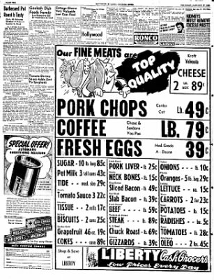 The Courier News from Blytheville, Arkansas on January 17, 1952 · Page 10