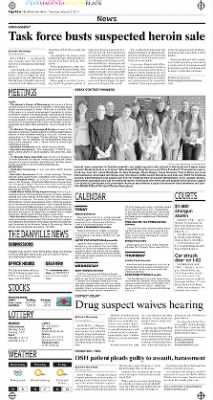 The Danville News from Danville, Pennsylvania on March 5