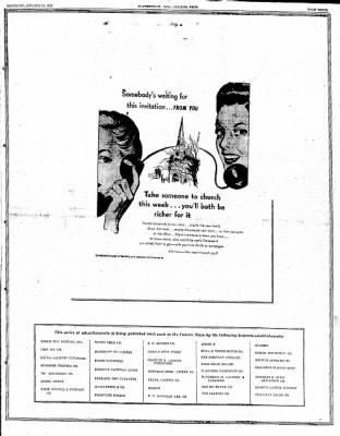 The Courier News from Blytheville, Arkansas on January 19, 1952 · Page 3