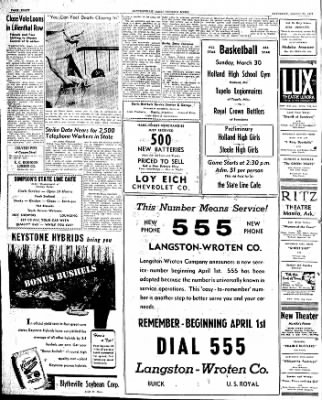 The Courier News from Blytheville, Arkansas on March 29, 1947 · Page 8