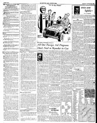 The Courier News from Blytheville, Arkansas on January 21, 1952 · Page 4