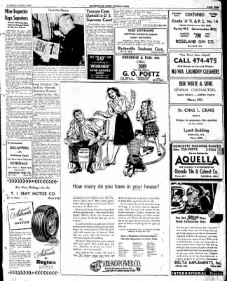 The Courier News from Blytheville, Arkansas on April 1, 1947 · Page 9