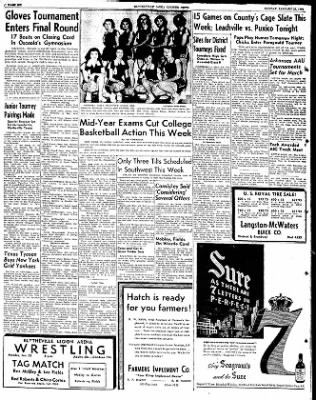 The Courier News from Blytheville, Arkansas on January 21, 1952 · Page 6