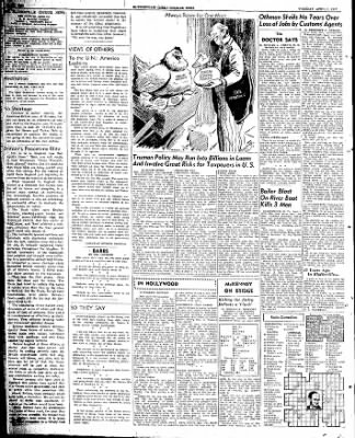 The Courier News from Blytheville, Arkansas on April 1, 1947 · Page 10