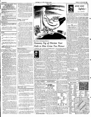 The Courier News from Blytheville, Arkansas on January 22, 1952 · Page 4