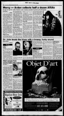 Edmonton Journal from Edmonton, Alberta, Canada on May 30, 1994 · 12