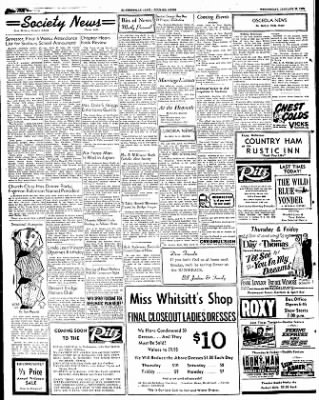 The Courier News from Blytheville, Arkansas on January 23, 1952 · Page 4