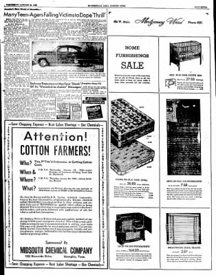 The Courier News from Blytheville, Arkansas on January 23, 1952 · Page 7