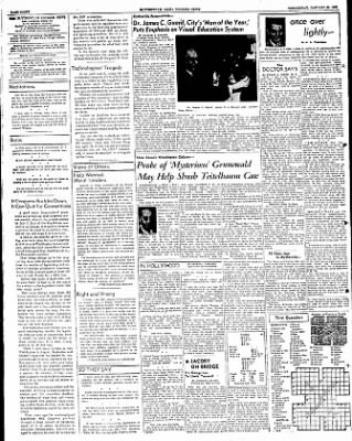 The Courier News from Blytheville, Arkansas on January 23, 1952 · Page 8