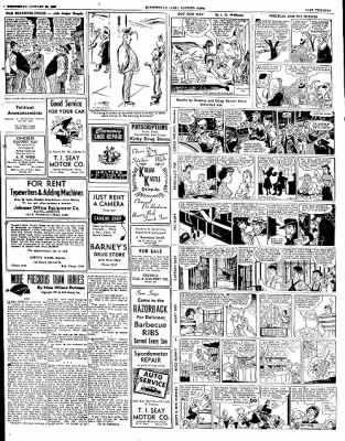 The Courier News from Blytheville, Arkansas on January 23, 1952 · Page 13