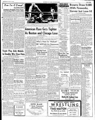 The Courier News from Blytheville, Arkansas on July 21, 1951 · Page 5