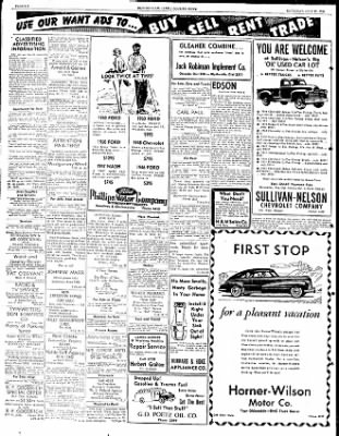 The Courier News from Blytheville, Arkansas on July 21, 1951 · Page 6