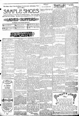 Logansport Pharos-Tribune from Logansport, Indiana on March 26, 1895 · Page 3