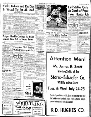 The Courier News from Blytheville, Arkansas on July 23, 1951 · Page 5