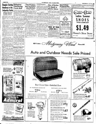 The Courier News from Blytheville, Arkansas on July 25, 1951 · Page 2