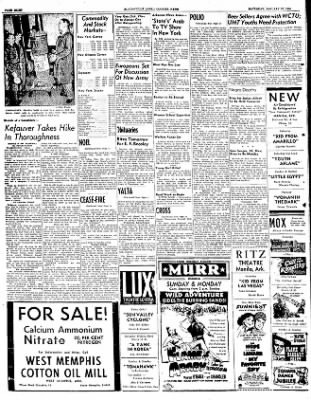 The Courier News from Blytheville, Arkansas on January 26, 1952 · Page 8