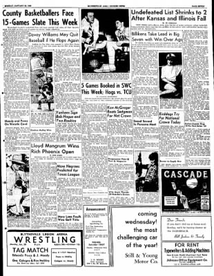 The Courier News from Blytheville, Arkansas on January 28, 1952 · Page 7