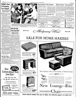 The Courier News from Blytheville, Arkansas on July 25, 1951 · Page 9
