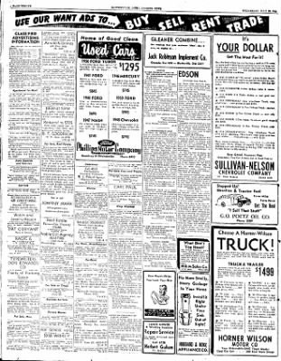 The Courier News from Blytheville, Arkansas on July 25, 1951 · Page 12