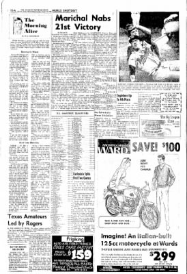 Abilene Reporter-News from Abilene, Texas on August 14, 1968 · Page 10