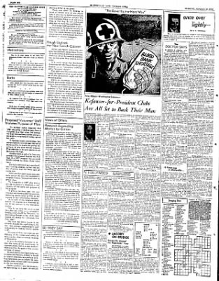 The Courier News from Blytheville, Arkansas on January 29, 1952 · Page 6