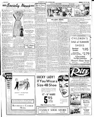 The Courier News from Blytheville, Arkansas on July 26, 1951 · Page 4
