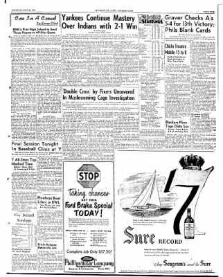 The Courier News from Blytheville, Arkansas on July 26, 1951 · Page 9