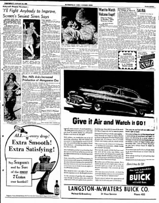 The Courier News from Blytheville, Arkansas on January 30, 1952 · Page 7