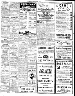 The Courier News from Blytheville, Arkansas on January 30, 1952 · Page 8