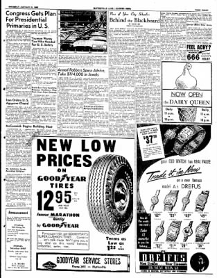 The Courier News from Blytheville, Arkansas on January 31, 1952 · Page 3