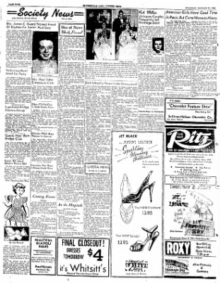 The Courier News from Blytheville, Arkansas on January 31, 1952 · Page 4