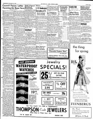 The Courier News from Blytheville, Arkansas on January 31, 1952 · Page 5