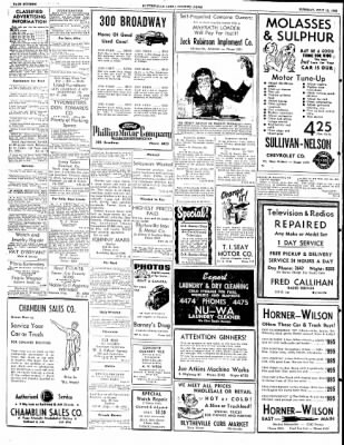 The Courier News from Blytheville, Arkansas on July 15, 1952 · Page 4