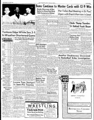 The Courier News from Blytheville, Arkansas on July 28, 1951 · Page 3