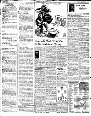 The Courier News from Blytheville, Arkansas on February 2, 1952 · Page 4