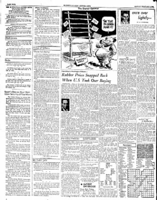 The Courier News from Blytheville, Arkansas on February 4, 1952 · Page 4