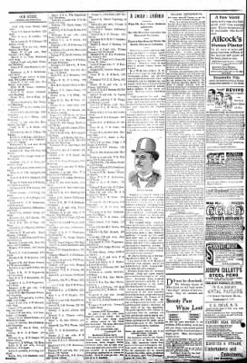 Logansport Pharos-Tribune from Logansport, Indiana on March 26, 1895 · Page 6