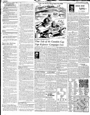 The Courier News from Blytheville, Arkansas on February 5, 1952 · Page 6